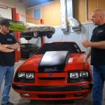 Brian Davis Unveils New Mustang Project With Team Z Motorsports