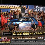 Bracket Racer Steve Sisko Wins Historic JEGS SFG $1.1 Million Payday