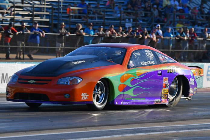 PRO STOCK DRIVER ROBERT RIVER WITHDRAWS FROM INDY EVENT THIS WEEKEND