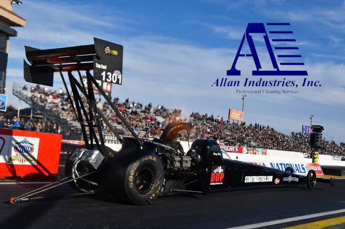 ALLEN INDUSTRIES STEPS UP AS PRIMARY SPONSOR FOR FOLEY LEWIS RACING