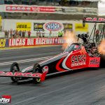 FROM QUESTIONABLE TO TOP QUALIFIER, TORRENCE LEADS TOP FUEL