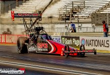 B. TORRENCE, HAGAN, LINE AND OEHLER WIN NHRA'S FIRST RACE SINCE FEBRUARY