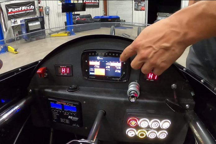 Using A FuelTech ECU For Bracket Racing