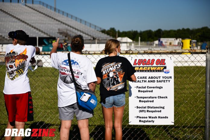 Indy Summernationals Could Be NHRA's 2020 Swan Song