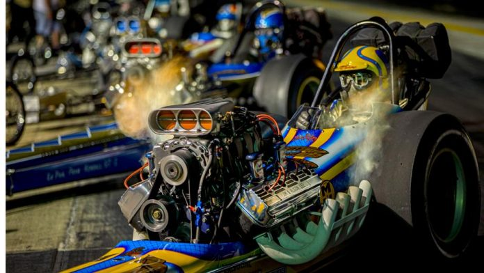 HOLLEY NATIONAL HOT ROD REUNION CANCELED