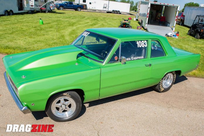 Fred Chapman's 1968 Plymouth Valiant
