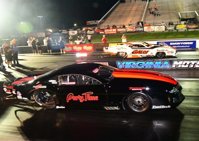 Cox, Rivenbark, Pluchino, Voss Win PDRA Mid-Atlantic Showdown
