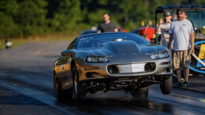 World's Fastest H-Pattern Nitrous LS-Powered Car
