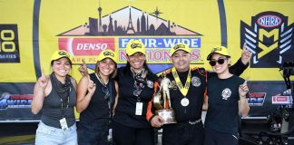 MIKE SALINAS AND DAUGHTERS SITTING OUT 2020 NHRA SEASON