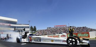 NHRA Heartland Nationals Postponed Until Fall Due To Restrictions