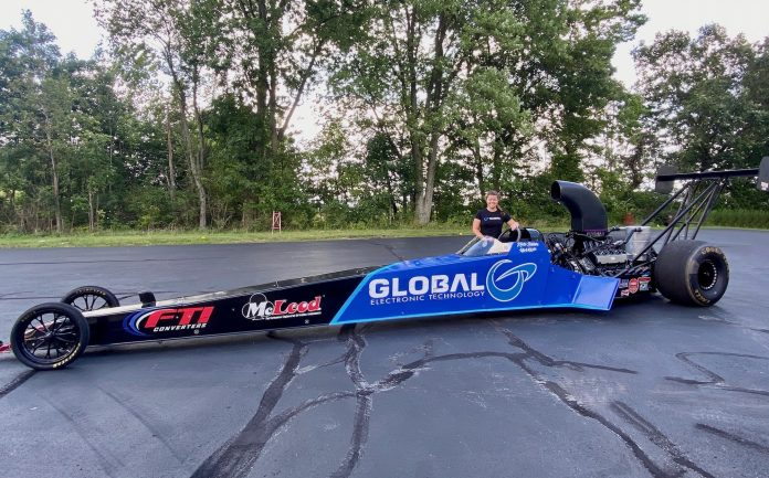 Global Electronic Technology Joins Krista Baldwin Racing At Indy
