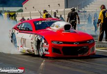 JONATHAN GRAY EARNS SECOND CAREER NHRA PRO MOD WIN WITH TRIUMPH AT INDY