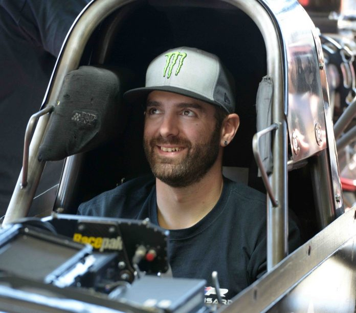 DOM LAGANA, CRAMPTON, SANDERS INJURED IN NON-RACING AUTOMOBILE ACCIDENT