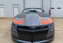 FIRST LOOK: KURT STEDDING'S NEW PRO BOOST CAMARO