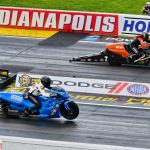 PSM RACER BOSTICK'S CHALLENGING RETURN IS REWARDED