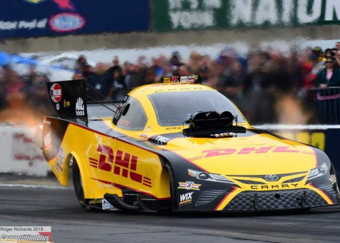 ANOTHER ONE FALLS BY THE WAYSIDE: NHRA READING CANCELED