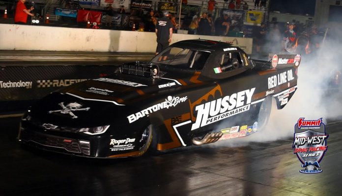 BELLEMEUR, CUNNINGHAM WIN BIG WITH MWDRS AT ST. LOUIS
