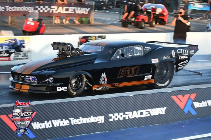Bellemeur,Cunningham Win Big With MWDRS At St. Louis