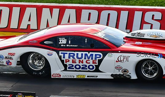 NHRA Stirs Controversy By Cracking Down On Political Advertising