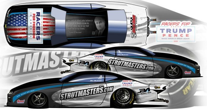 BUTNER SEES NHRA'S WILLINGNESS TO REWORK RULE A STEP IN THE RIGHT DIRECTION