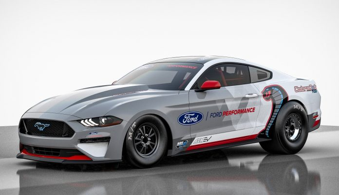Ford's Electric Cobra Jet 1400 To Debut At NHRA U.S. Nationals