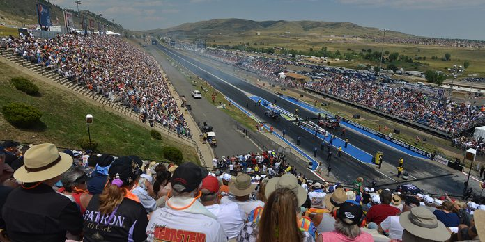 BANDIMERE SPEEDWAY INVITES PEOPLE TO THEIR 'STOP THE COVID CHAOS' RALLY ON SEPT. 1