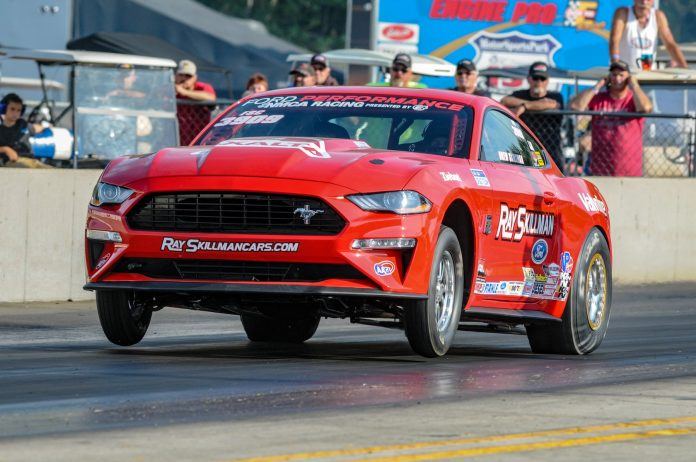 Drew Skillman Stuns With All-Time-Quick Factory Shootout Run