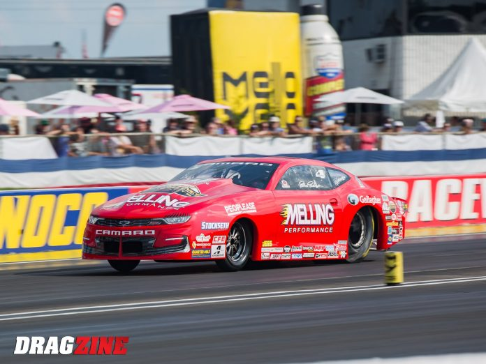 NHRA Announces Its Remaining 2020 Schedule