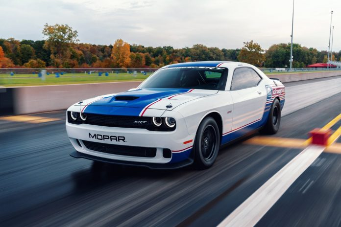 Reservations Open For Powerful 2021 Dodge Challenger Drag Pak