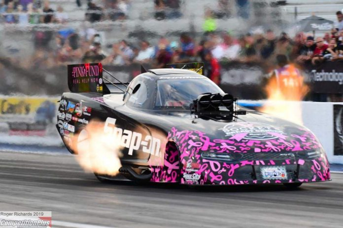 NHRA MIDWEST NATIONALS GETS NEW TITLE SPONSOR
