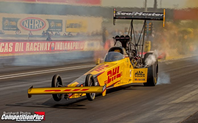 LANGDON, BECKMAN, ENDERS AND POLLACHECK CLAIM WINS ON DRAG RACING'S BIGGEST STAGE