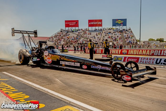 FOLEY SIGNALS S.O.S., FORECASTS FAILURE IF NHRA DOESN'T MAKE CHANGES