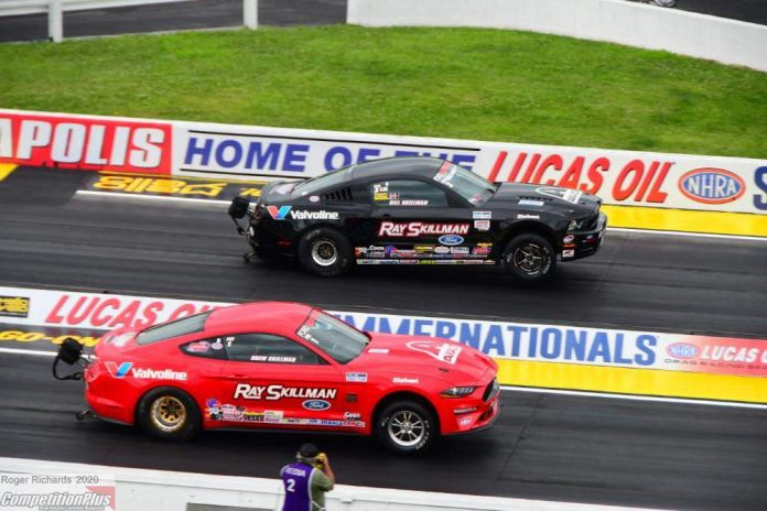 FRONTRUNNING FORD COBRA JET ABSENCE AT U.S. NATIONALS FACTORY STOCK SHOWDOWN EXPLAINED