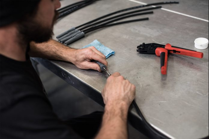 Making Custom Spark Plug Wires Is Easy with MSD