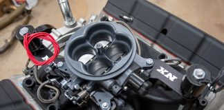 The Evolution Of Nitrous Plate Systems