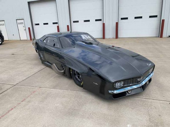 FIRST LOOK: MARC MEADORS NEW PRO MOD ENTRY