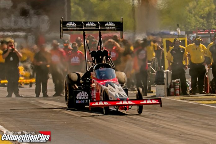 BREAKING NEWS: COKE DROPS NHRA SPONSORSHIP; SERIES FILES LAWSUIT