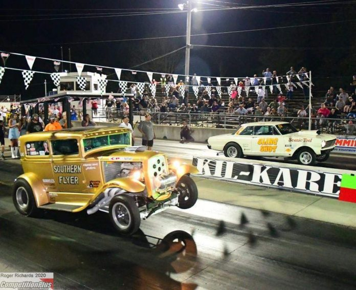 SOUTHEAST GASSERS MAKE THEIR MARK IN OHIO