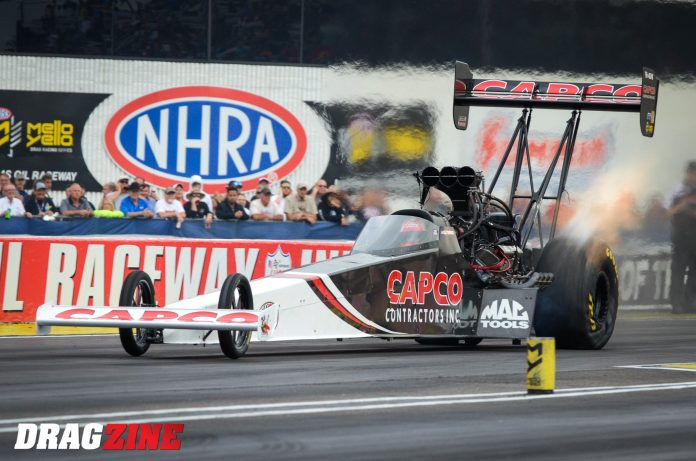 PRO Organization Committed To Finishing NHRA Season In 2020