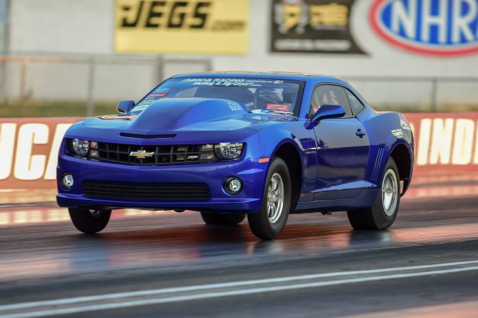 Chevrolet Performance Challenge Series Finishes Up The Season