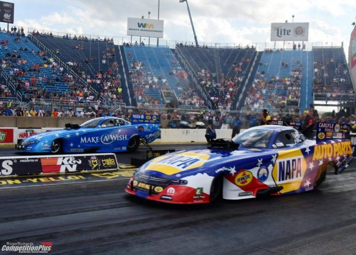 ROUTE 66 RACEWAY GONE FROM 2021 NHRA SCHEDULE?
