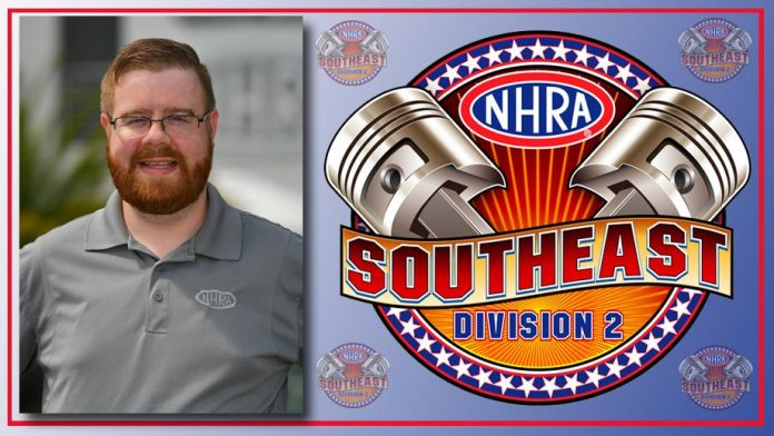 CODY SAVAGE NAMED NHRA SOUTHEAST DIVISION DIRECTOR