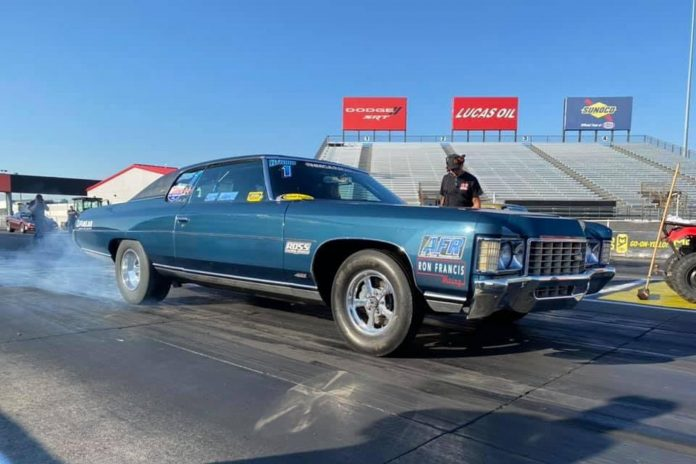Andy Warren Wins Two NMCA Titles At World Street Finals