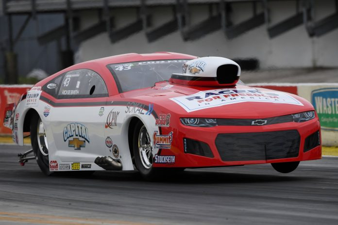 Torrence, Capps, Laughlin, Smith Win Long-Awaited Gatornationals