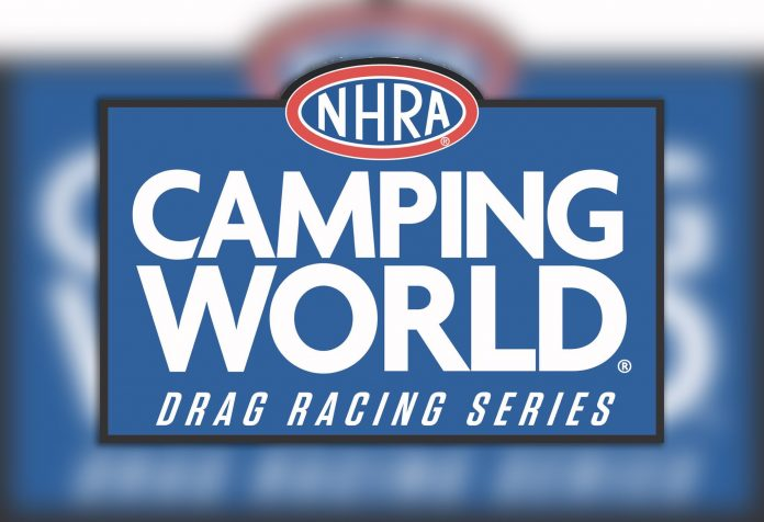 NHRA And Camping World Reportedly Reach Title Rights Agreement