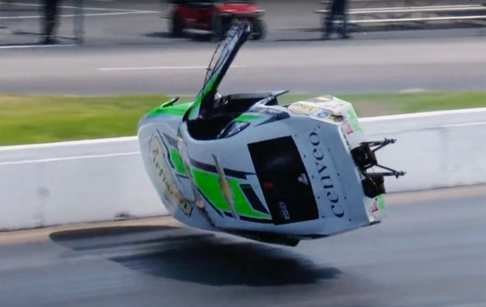 Pro Stock Racer Kenny Delco's Wild Ride In St. Louis