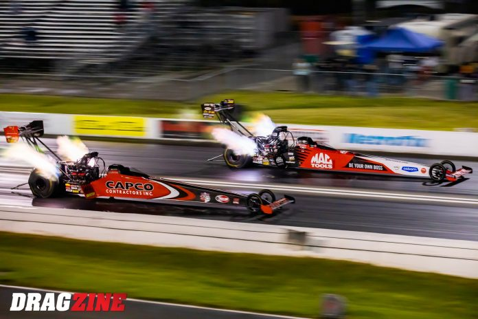Doug Kalitta And Tommy Johnson Jr. Win Wild NHRA Midwest Nationals