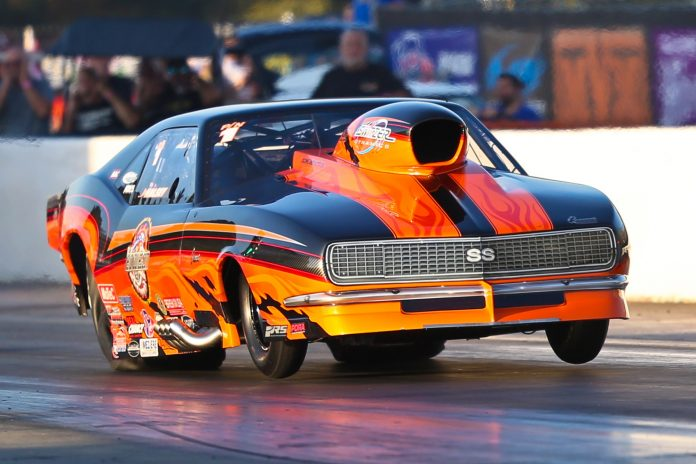 HALSEY, BEADLING, POWERS PACE FIRST DAY PDRA DRAGWARS QUALIFYING