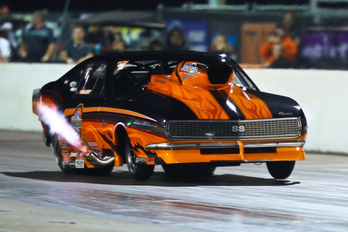 CAMP WINS HIS FIRST, WHILE HALSEY KEEPS WINNING AT PDRA DRAGWARS