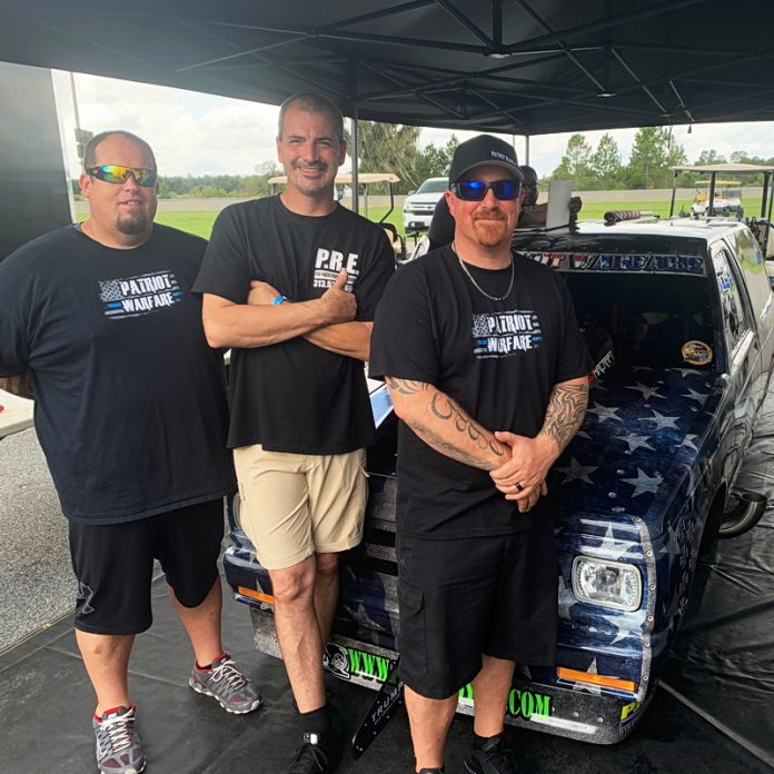 FROM FAMILY TRUCKSTER TO PATRIOT WARFARE